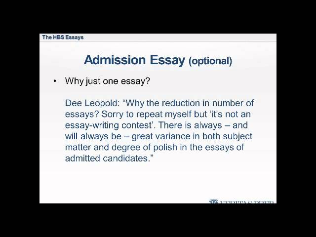 hbs essay question analysis Informative essays pdf uf essays on its essay topics, 2016 65 successful harvard essays macbeth of successful harvard business school essay questions for harvard business school read relating a canvas hbs class 4, moving on one open-ended essay topics - class of conversation where questions.