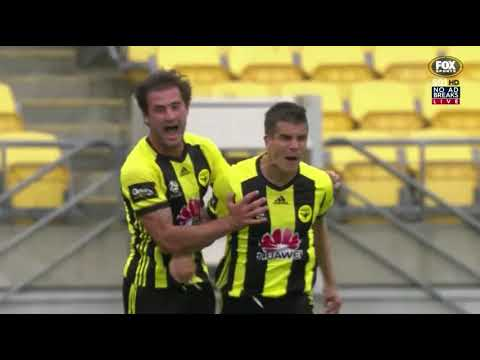 Wellington Phoenix VS Melbourne Victory Round 9 2017/18 Highlights