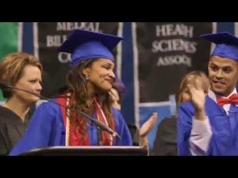 2016 UMA Fall Commencement Student Speaker - Clearwater