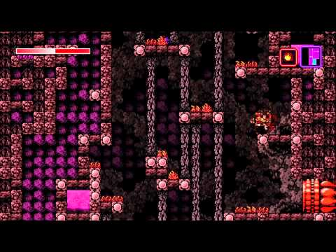 How to get past the 9 laser wall in Kur - Axiom Verge