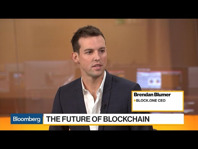 CEO of Thiel-Backed Block.one Discusses $1 Billion EOS Investment