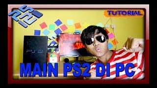 CARA MAIN GAME PS2 DI LAPTOP/PC DENGAN EMULATOR PCSX2 #TUTORIAL