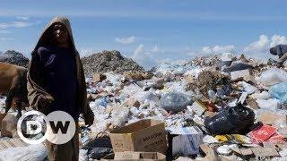 Trash into cash - plastic waste in Haiti | DW Documentary