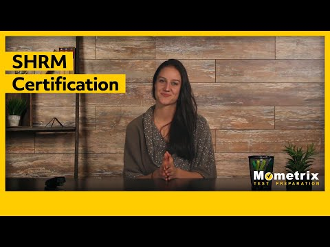 What is the SHRM Certification?