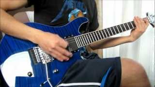 The Devil Wears Prada - Forever Decay (Guitar Cover) HD