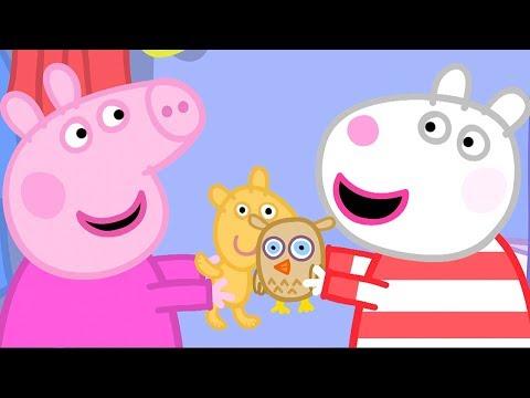 Peppa Wutz 🧸 Die Übernachtungsparty | Peppa Pig Deutsch Neue Folgen | Cartoons für Kinder