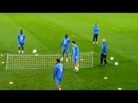 Laurent Koscielny ● Gaël Clichy ● Mapou Yanga-Mbiwa ● Tennis Ballon ● Clairefontaine