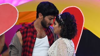 Amma Mazhavillu l DQ's fun love dance...! l Mazhavil Manorama