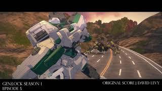 gen:LOCK | Holon/ Spider Tank Chase || David Levy