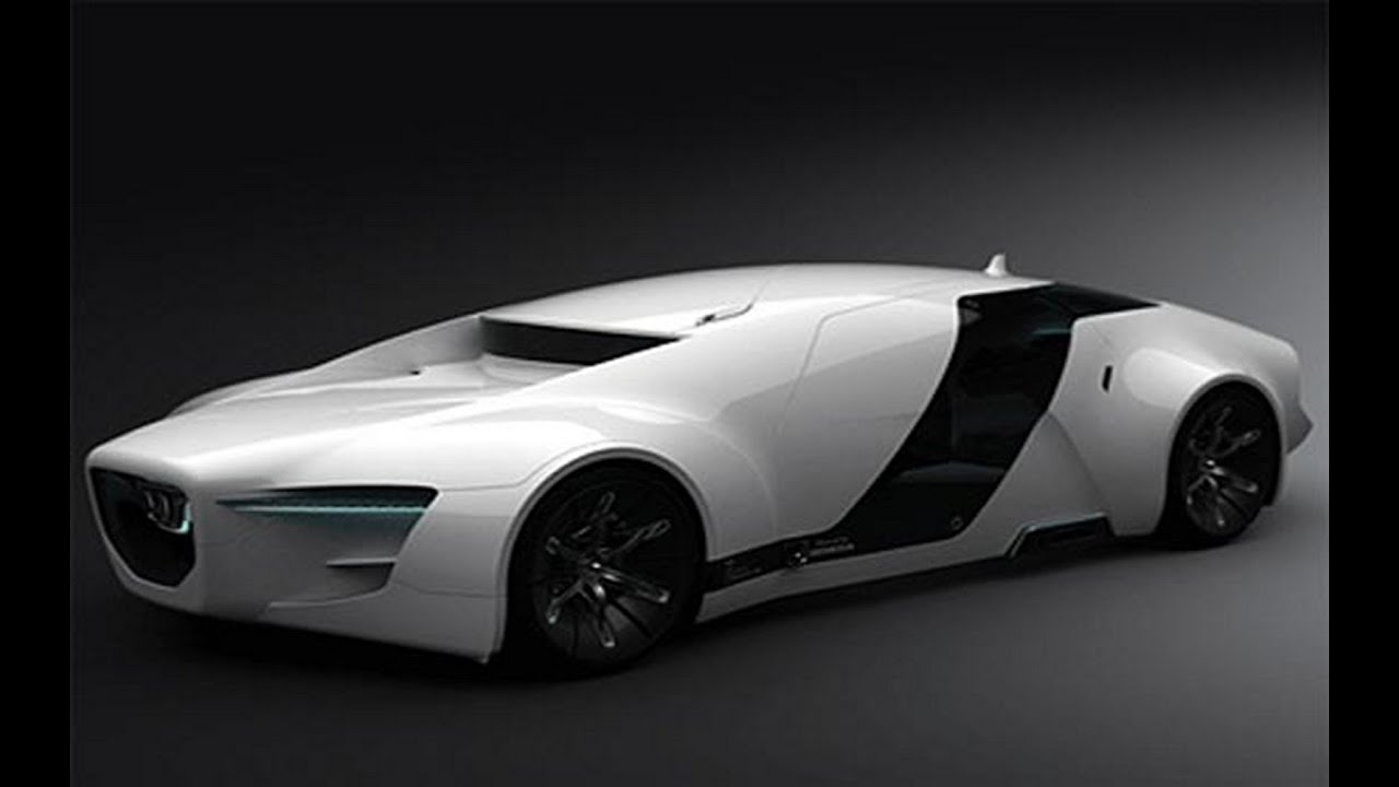 Perfect Honda Zeppelin Is A Luxurious Futuristic Sports Car !   YouTube
