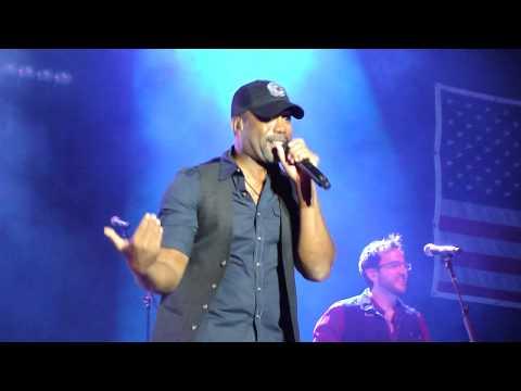 Alright Darius Rucker Live Richmond Virginia July 18 2014