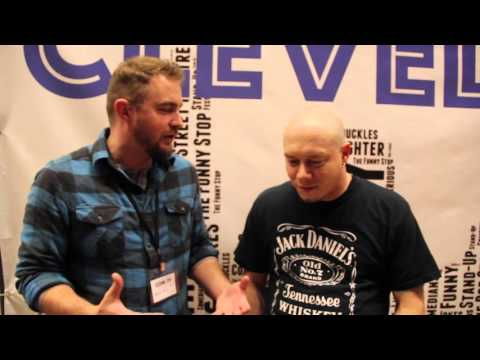 Steve Guy Interviews Contest Finalist Christian Hegedus