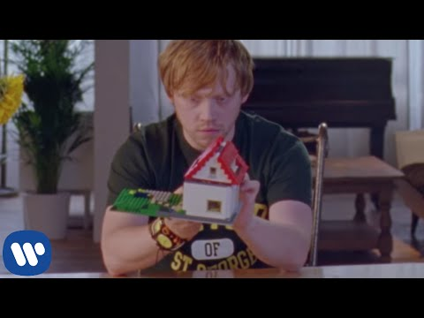 Ed Sheeran  Lego House  Video