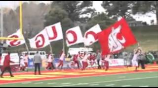 Washington State Football Pump Up 2014