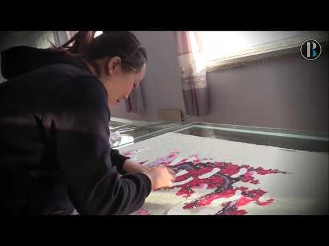 El papel cortado, una tradición artística china que sobrevive al progreso