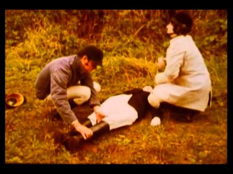 Handle Him With Care (1975) UK Public Information Film FIRST AID