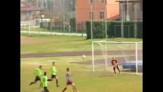 Summania - Thiene 3-2 Campionato Allievi