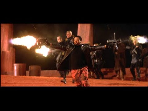 A Better Plan? Come On You Mindless Motha Fuckas  First Escape Attempt  Scene From Ghost Of Mars