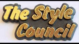 THE STYLE COUNCIL - A SIDE - MONEY GO ROUND (PART ONE) - B SIDE - M...