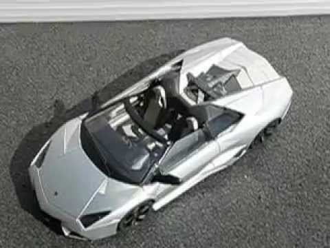 Lamborghini Reventon Roadster Mondo Motors 1 18 Youtube