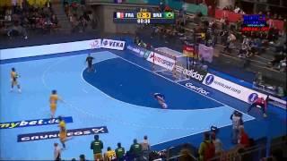 France x Brazil - Handball World Championship 2013 - Full Match