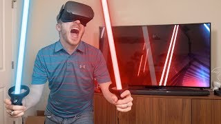 BEAT SABER Mods - How to Install Custom Songs on the Oculus
