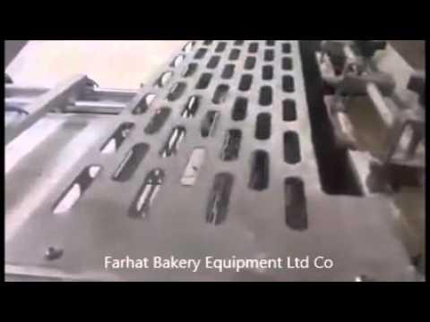 CE Lebanese Arabic Pita Bread Automatic Line, Farhat Bakery Equipment