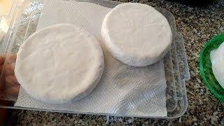 сыр Бри // Сыр с плесенью// Пошаговый рецепт в домашних условиях