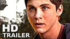 PERCY JACKSON 2 - Trailer Deutsch German (2013)