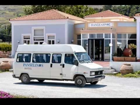 Hotel Panselinos - Lesbos - Řecko