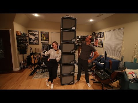 Bass Amp Unboxing - Aguilar Tone Hammer 500 and SL112 Cabinets