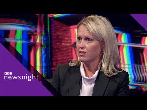Assange lawyer: 'Reasons for his protection remain' - BBC Newsnight
