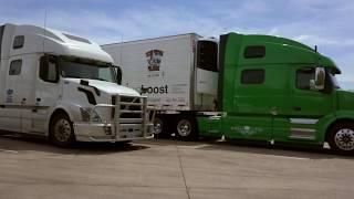"""Trucking """"The Slow Starter """" Vlog"""