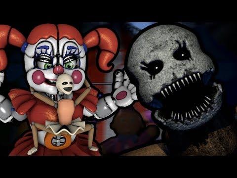 Baby's Nightmare Circus (Part 2) || MINIREENA JOINS CIRCUS BABY'S FRIGHTENING NIGHTMARE!!!