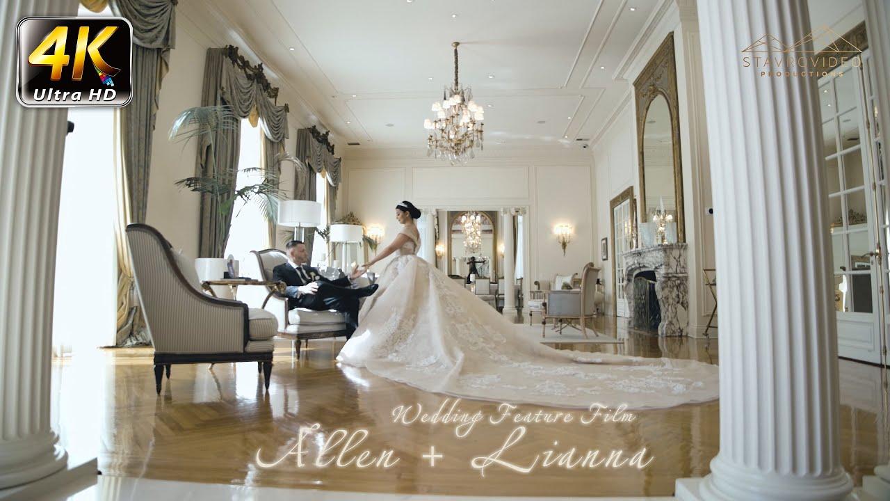 Download Allen + Lianna's Wedding 4K UHD Feature Filmt  08 29 2020