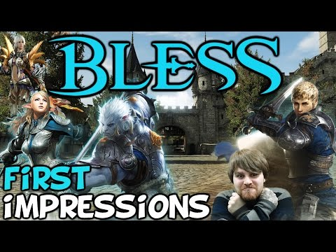 Bless Online First Impressions