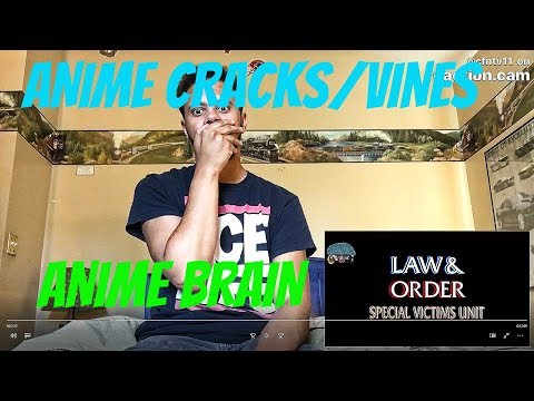 ANIME CRACK COMPILATION REACTION | The Anime Brain