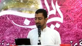 مولد السيدة زينب ع بالطريقة البحرينية ابو ذر ال Youtube