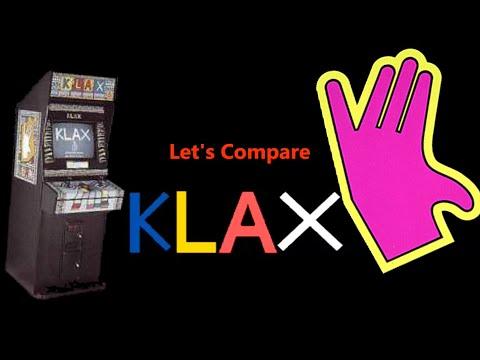 Let's Compare ( Klax )