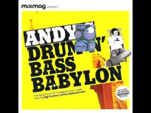 Drum 'n' Bass Babylon Mixed by Andy C 2007