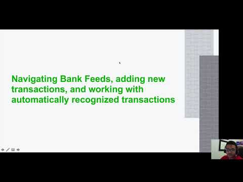 QuickBooks Online (QBO) Bank Feeds Masterclass – Downloaded Transactions