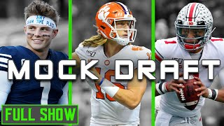 NFL Mock Draft First Round 2021 (w/Trades) | FULL SHOW