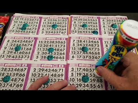 Two More Bingo Games