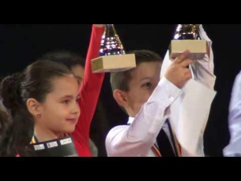 Curs nou de Dans de Societate pentru copii la Loga Dance School (16 Ianuarie 2017)