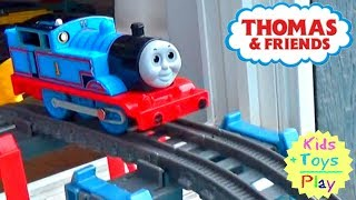 Thomas and Friends Biggest Thomas Trackmaster Railway Layout | Journey Beyond Sodor with Thomas Tank
