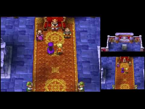 Dragon Quest V [DS] Commentary #065, Gotha Castle: Bianca's Condition