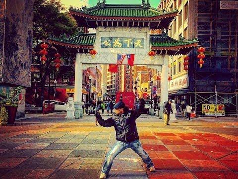 Chinatown Boston MA