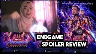 Avengers Endgame Spoiler Discussion Part 1 (Malaysia)
