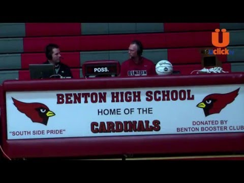 Salute to the State Champions Benton Lady Cardinals show April 2016   04 29 55 PM