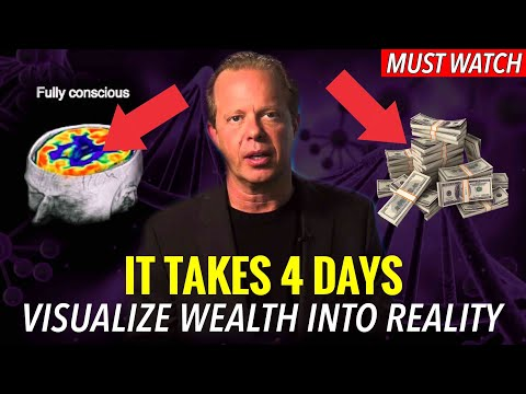 IT WORKS!! This Is How To Visualize ANYTHING & Manifest What You Want - Dr. Joe Dispenza